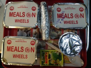 Meals on the wheels